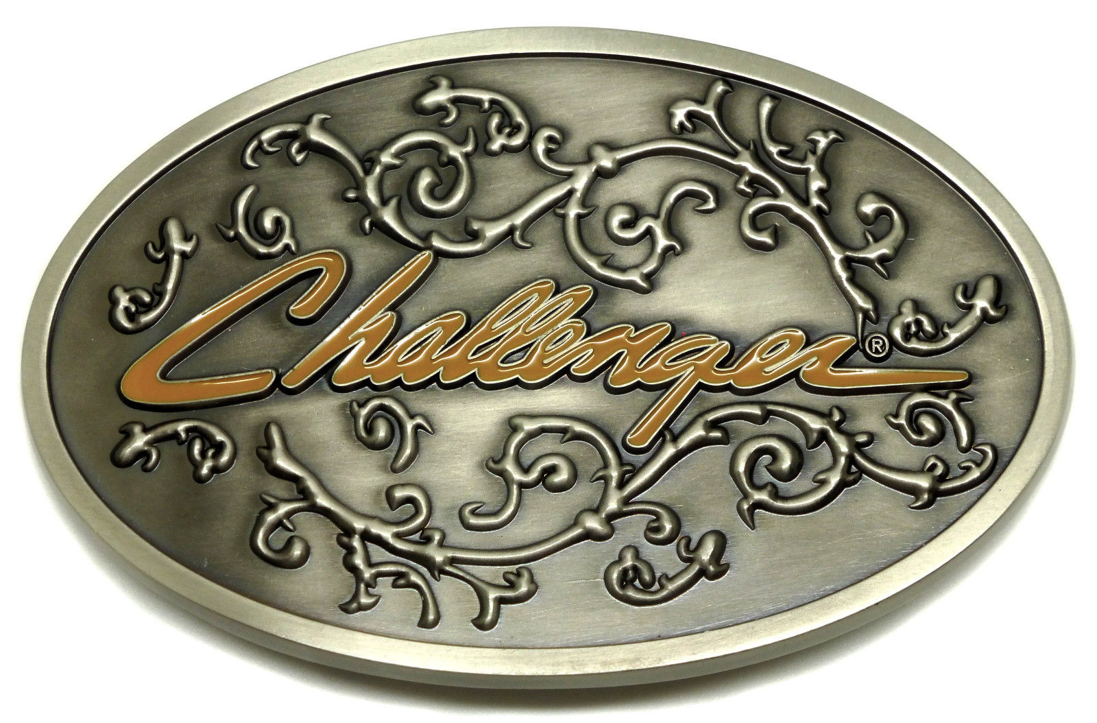 Challenger Belt Buckle Officially Licensed