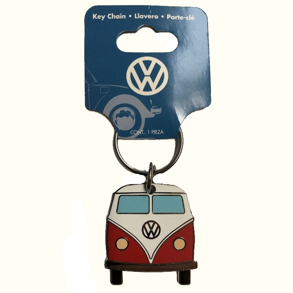 VW Camper Van Key chain