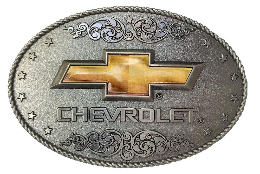 Chevrolet Western Buckle