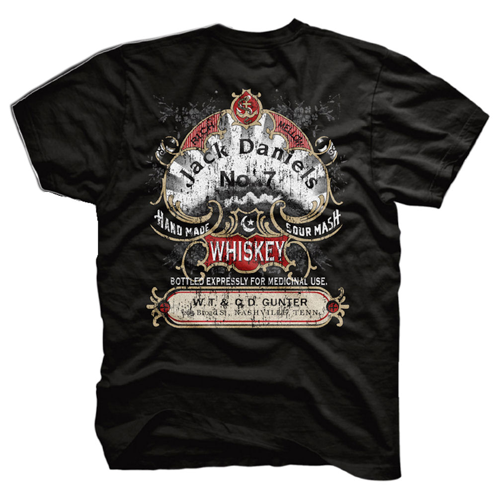 Jack Daniels Whiskey T-Shirt