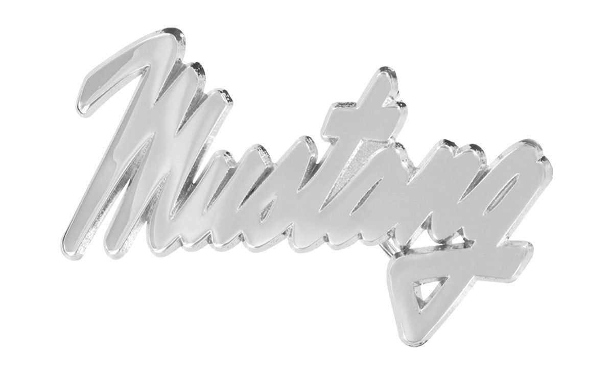 Ford Mustang Officially Licensed Belt Buckle