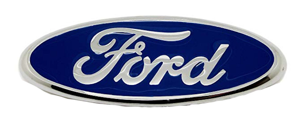 Ford Oval Belt Buckle Officially Licensed