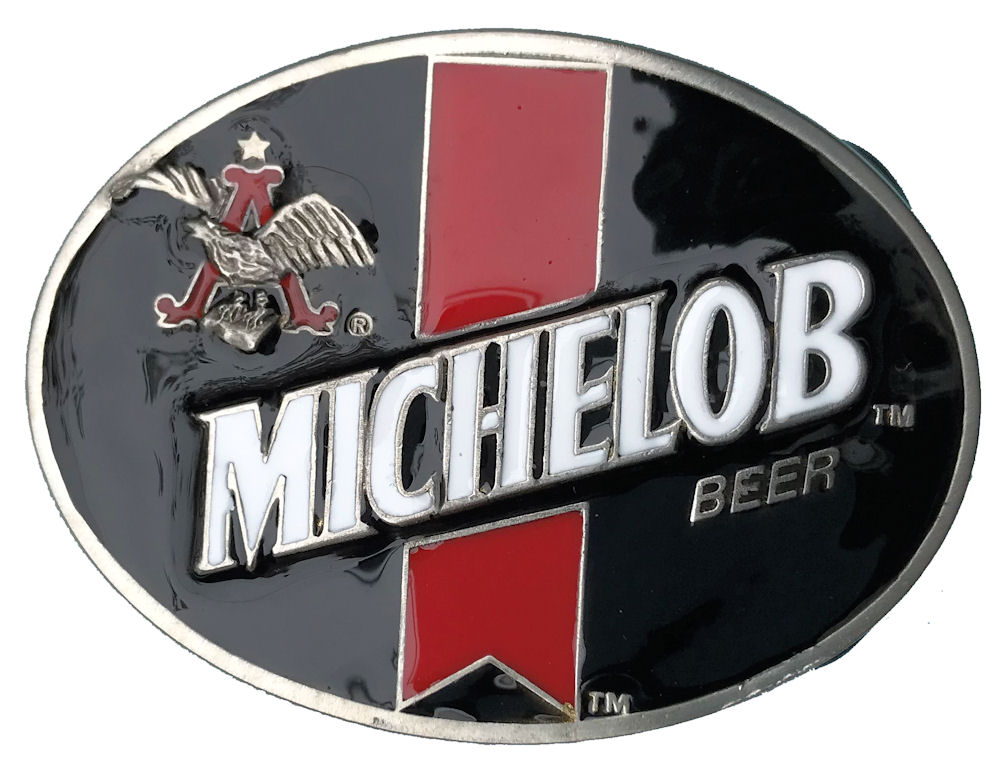 Budweiser Michelob Beer Black