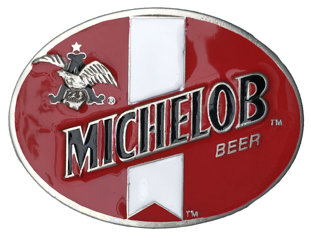 Budweiser Michelob Beer Red