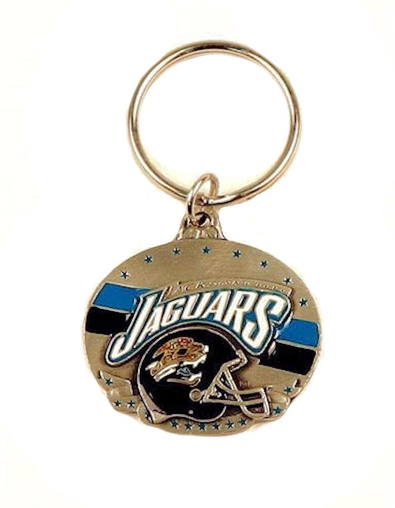 Jacksonville Jaguars NFL Key Chain