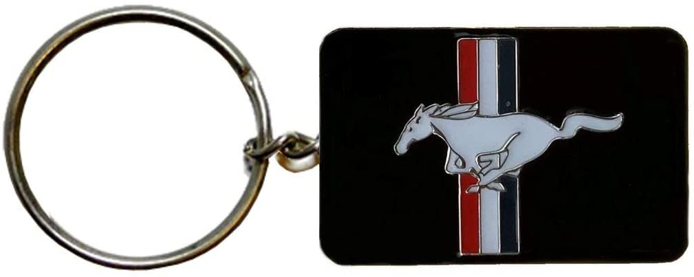 Ford Tri-bar Key Ring Officially Licensed Product
