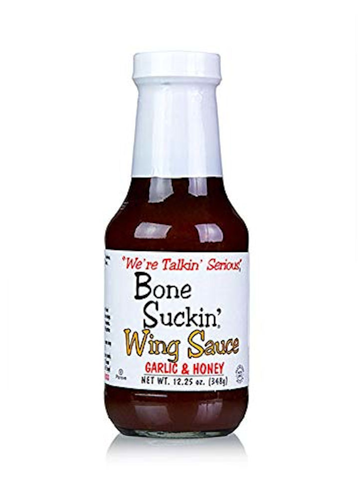 Bone Suckin Wing Sauce Garlic & Honey