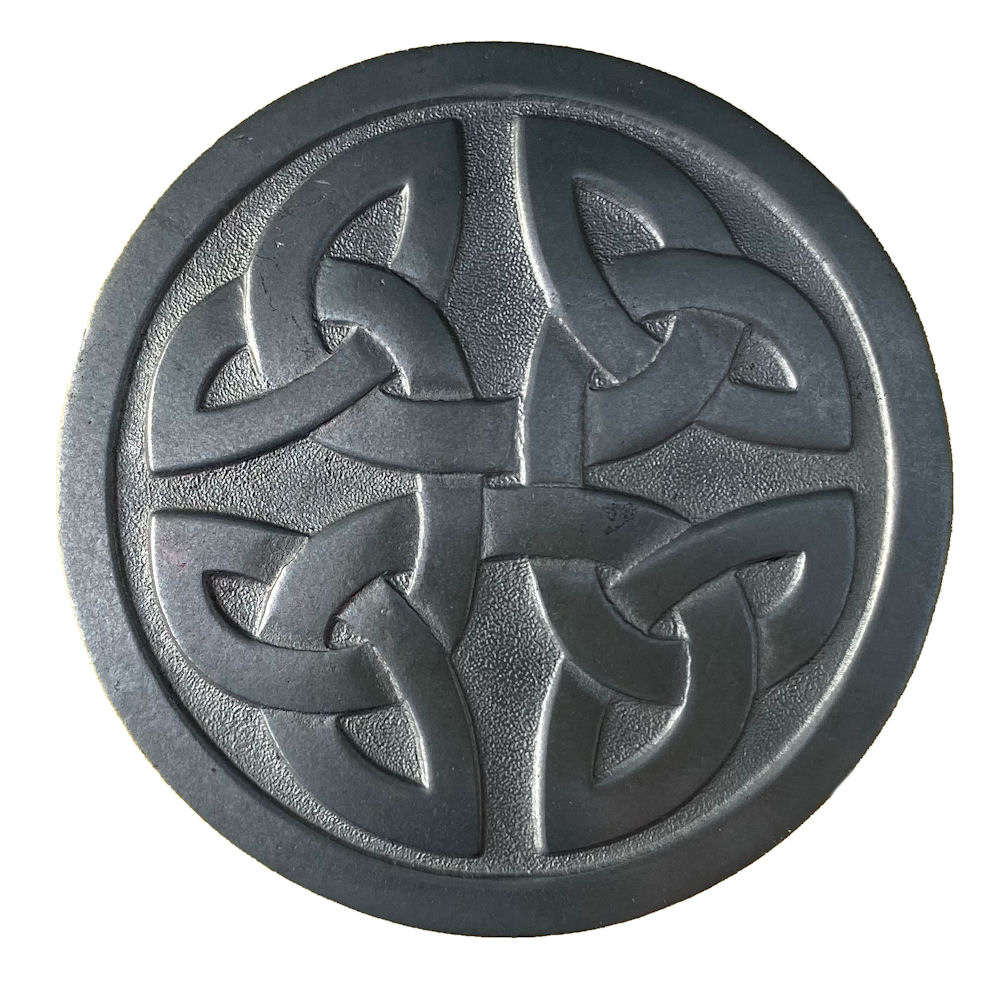 Celtic Knot (round) Belt Buckle