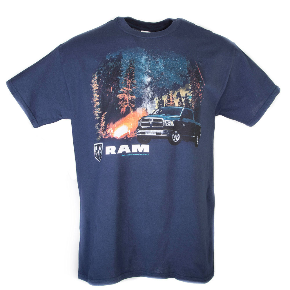 Dodge Ram Trees t-Shirt