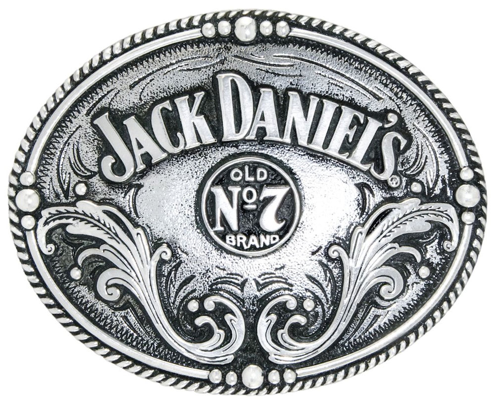 Jack Daniels Old No.7 Buckle