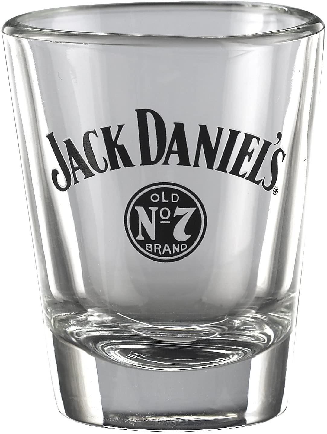 Jack Daniels Licensed Barware Swing Bug Shot Glass