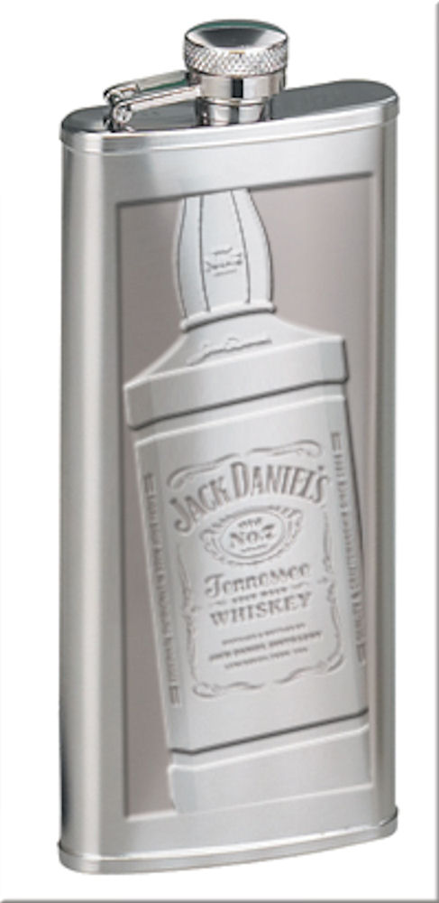 Jack Daniels Boot Flask, Bottle Design