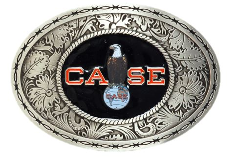 Case Agriculture Belt Buckle