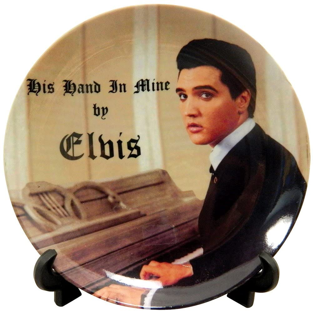 Elvis Decorative Plate