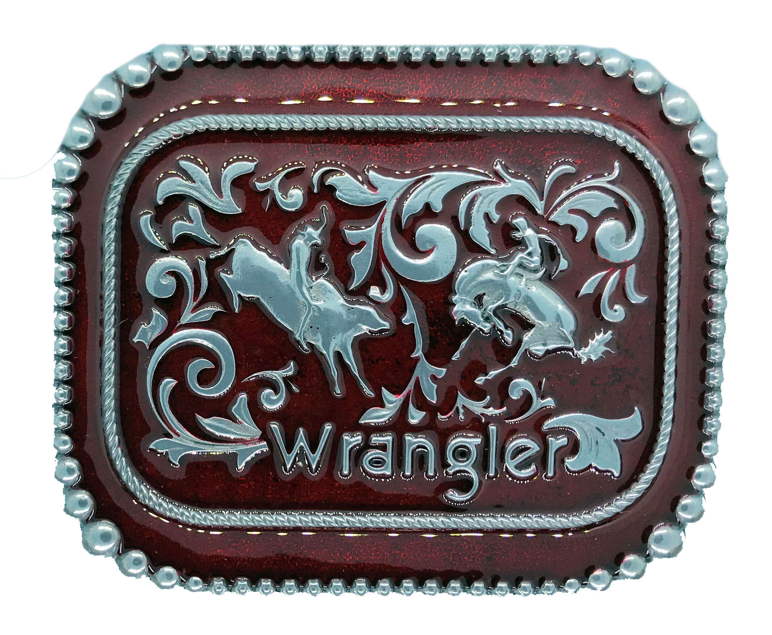 Wrangler Rodeo Red