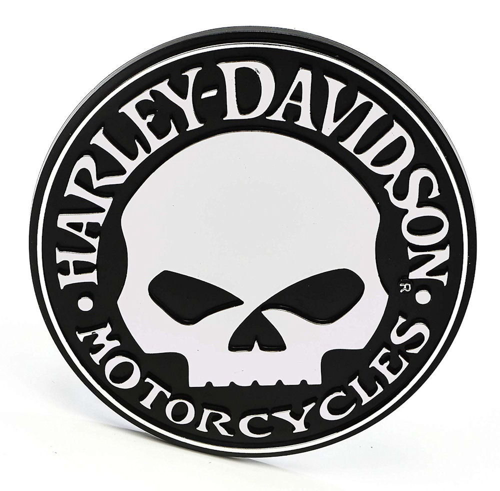 Graphics Harley Davidson Emblem Decal