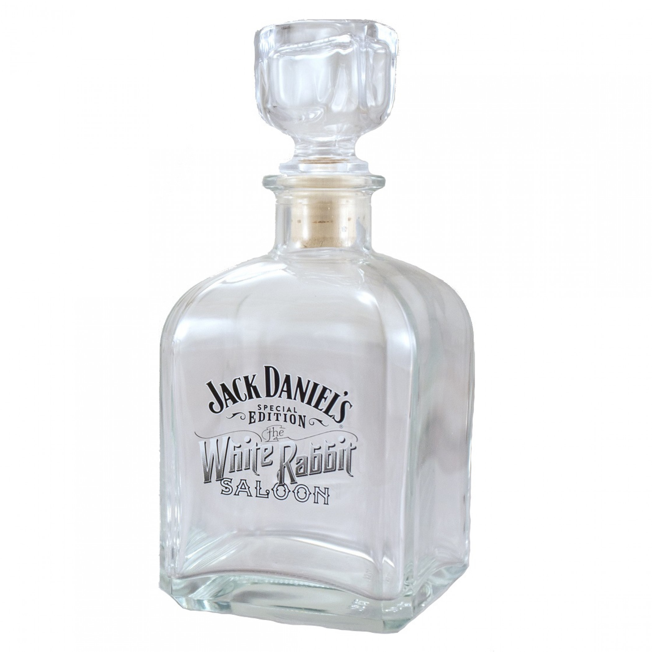 Jack Daniels White Rabbit Decanter