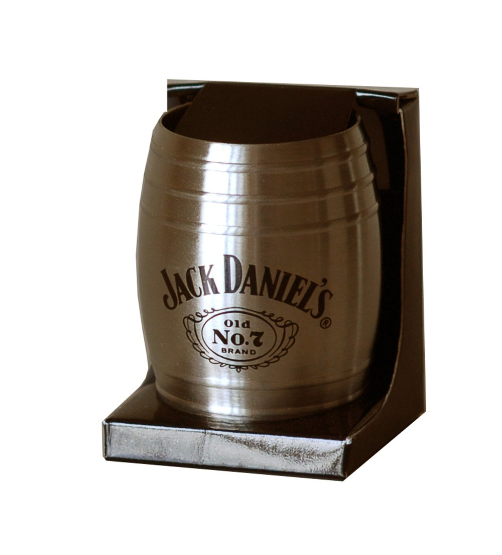 JACK DANIELS OFFICIALLY LICENSED BARREL SHOT GLASS