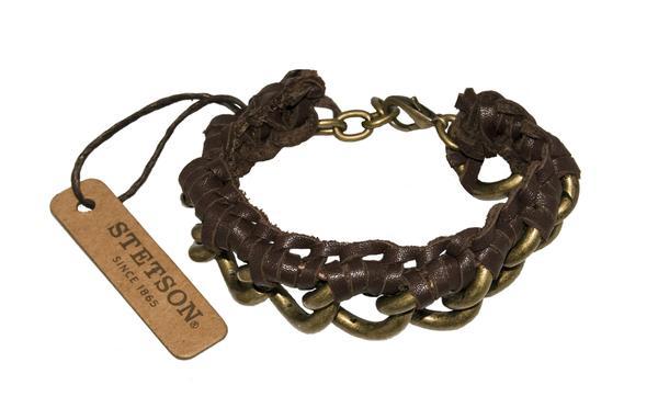 Chain Stetson Wristband Boxed