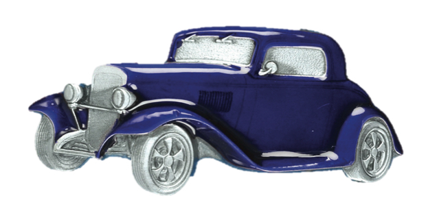 HOT ROD BLUE