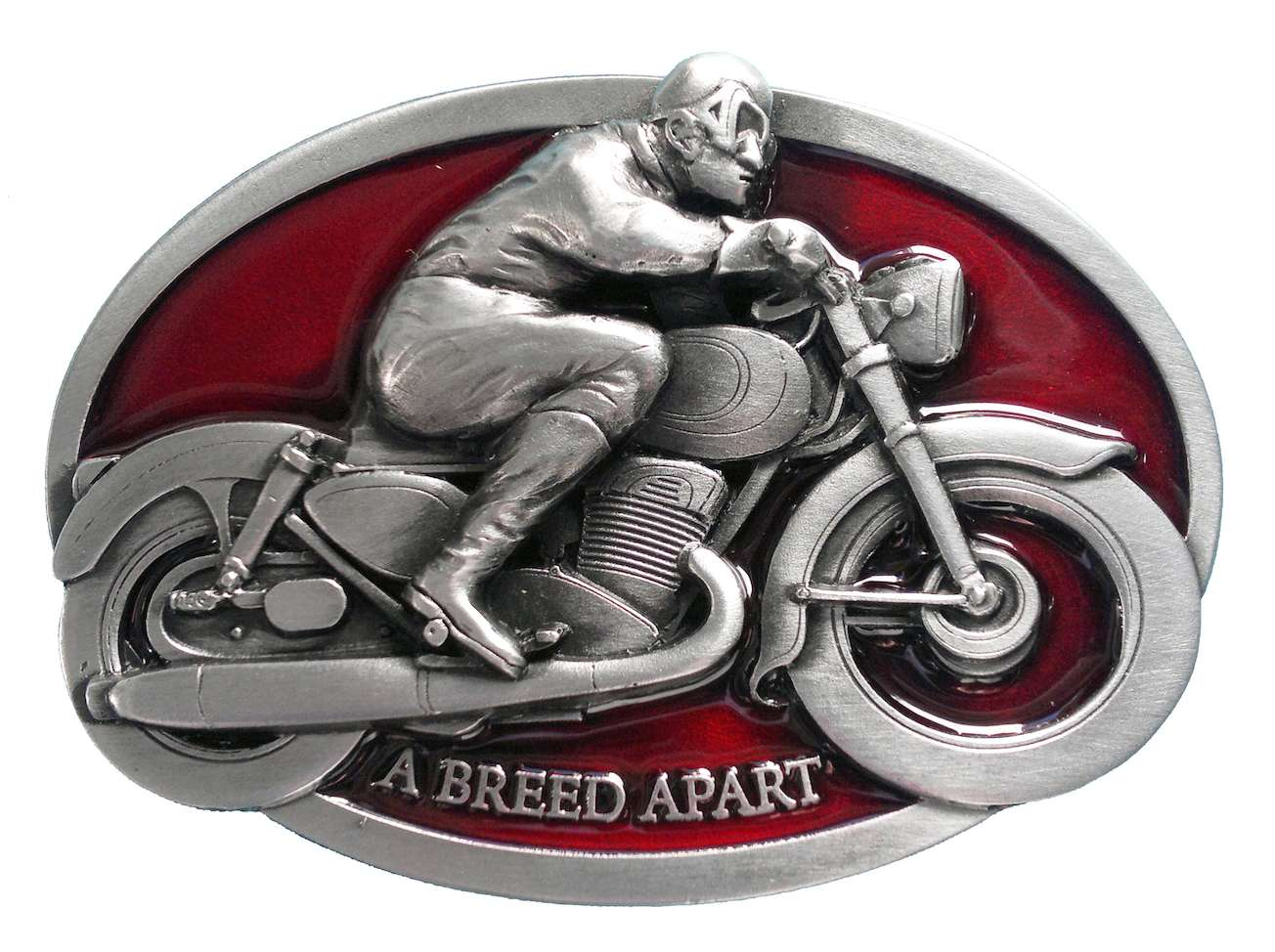 A Breed Apart Biker Belt Buckle