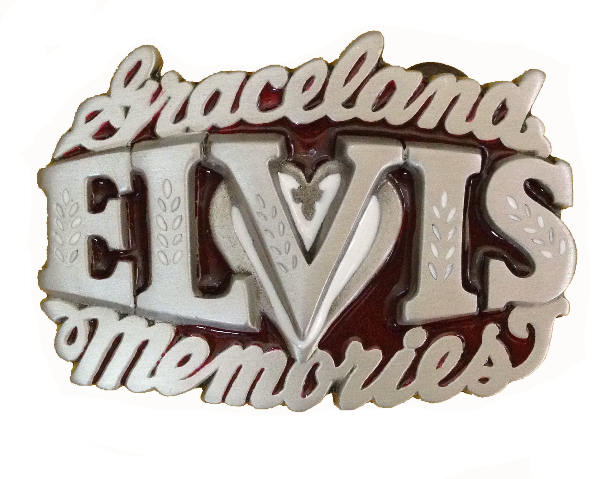 Elvis Memories - Red & White