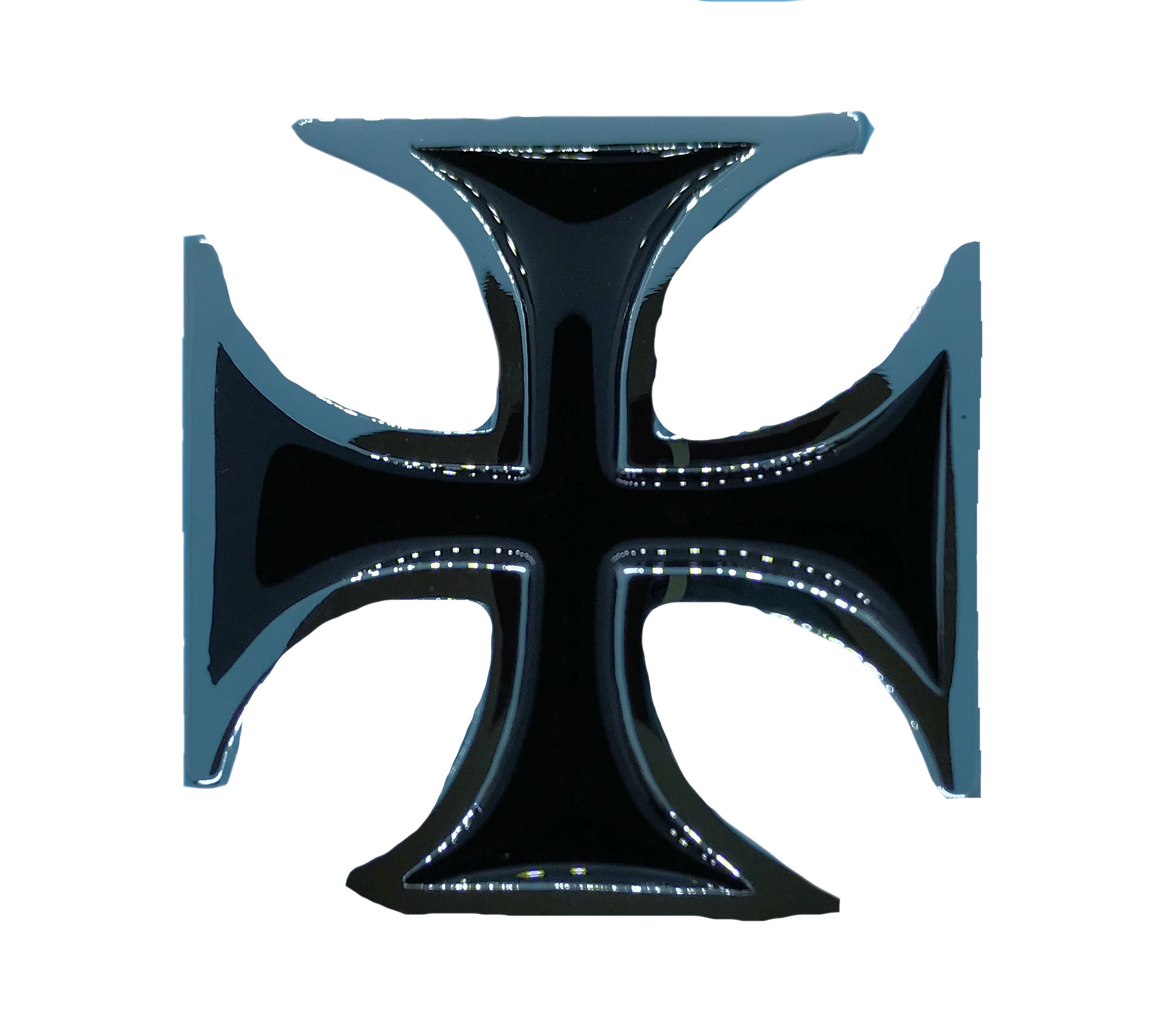 Maltese Cross (cp) Belt Buckle