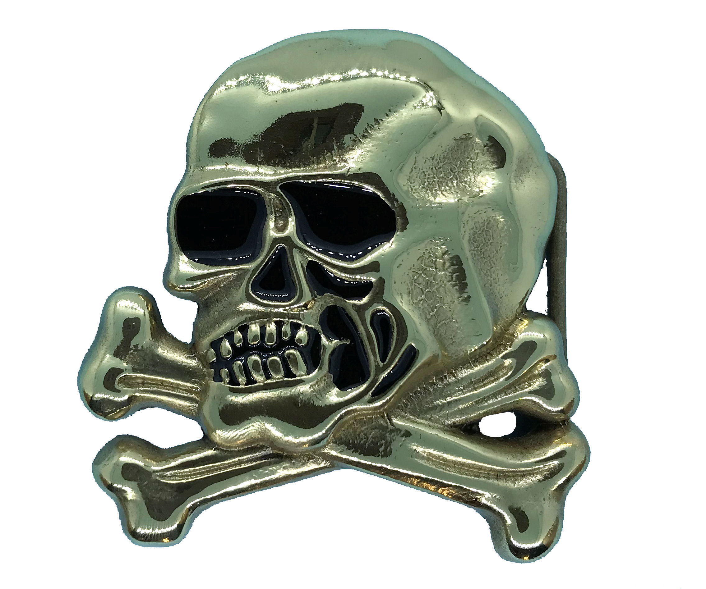 large skull and crossbones