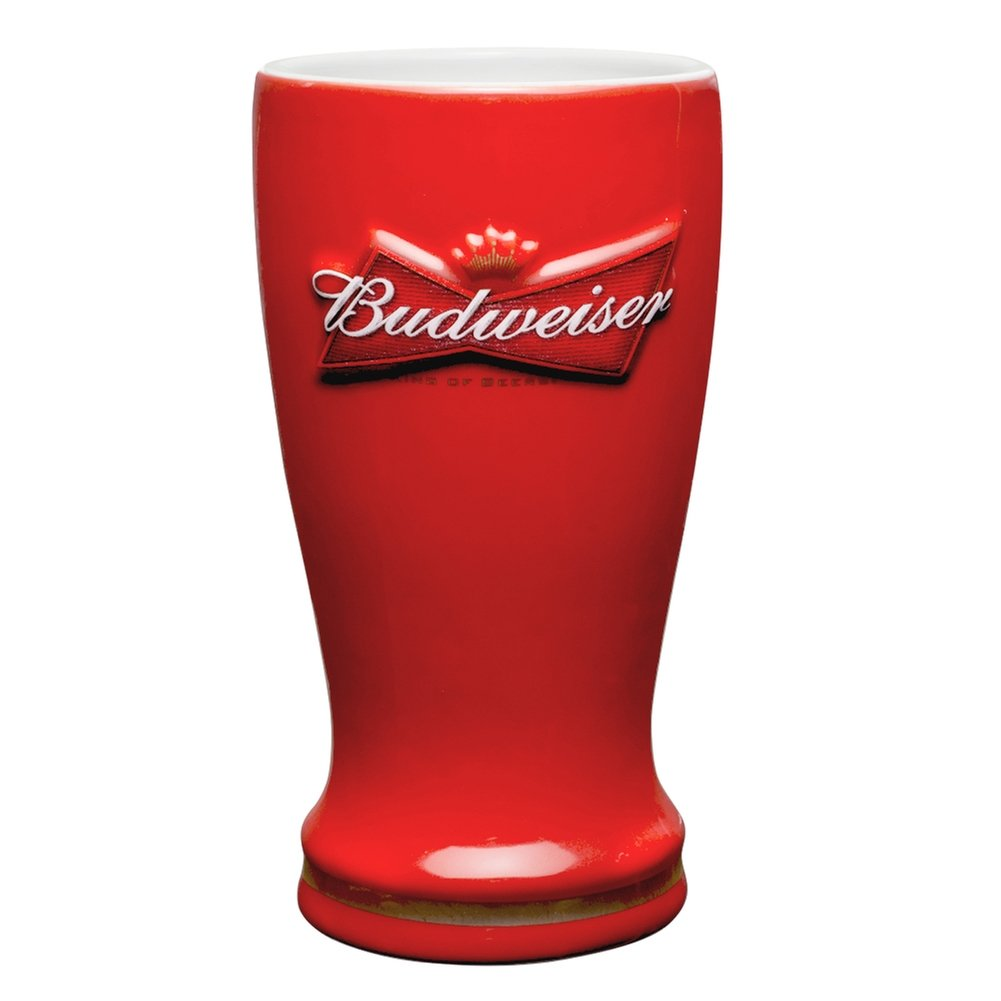 Budweiser 470ml Collector Ceramic Mug