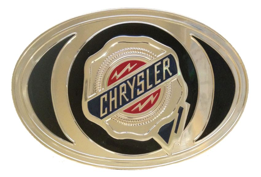 Chrysler Belt Buckle
