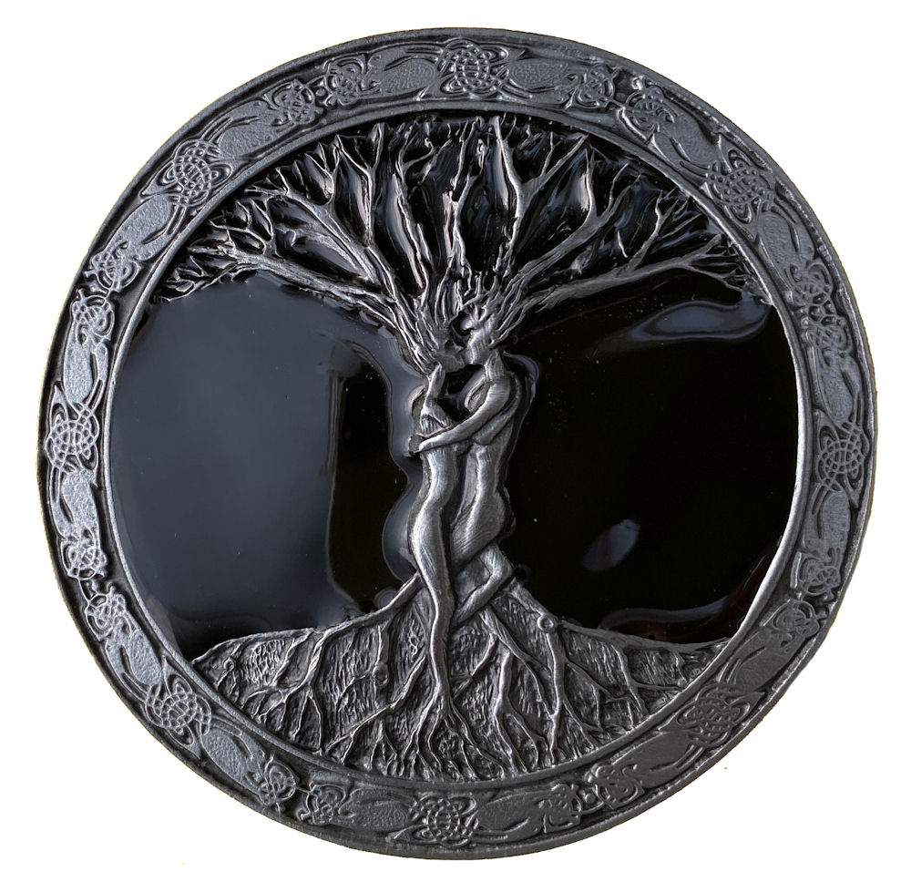 New Tree of Life Belt Buckle