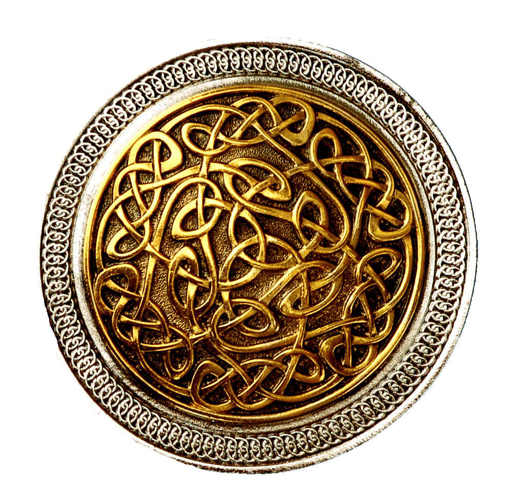 round celtic pattern