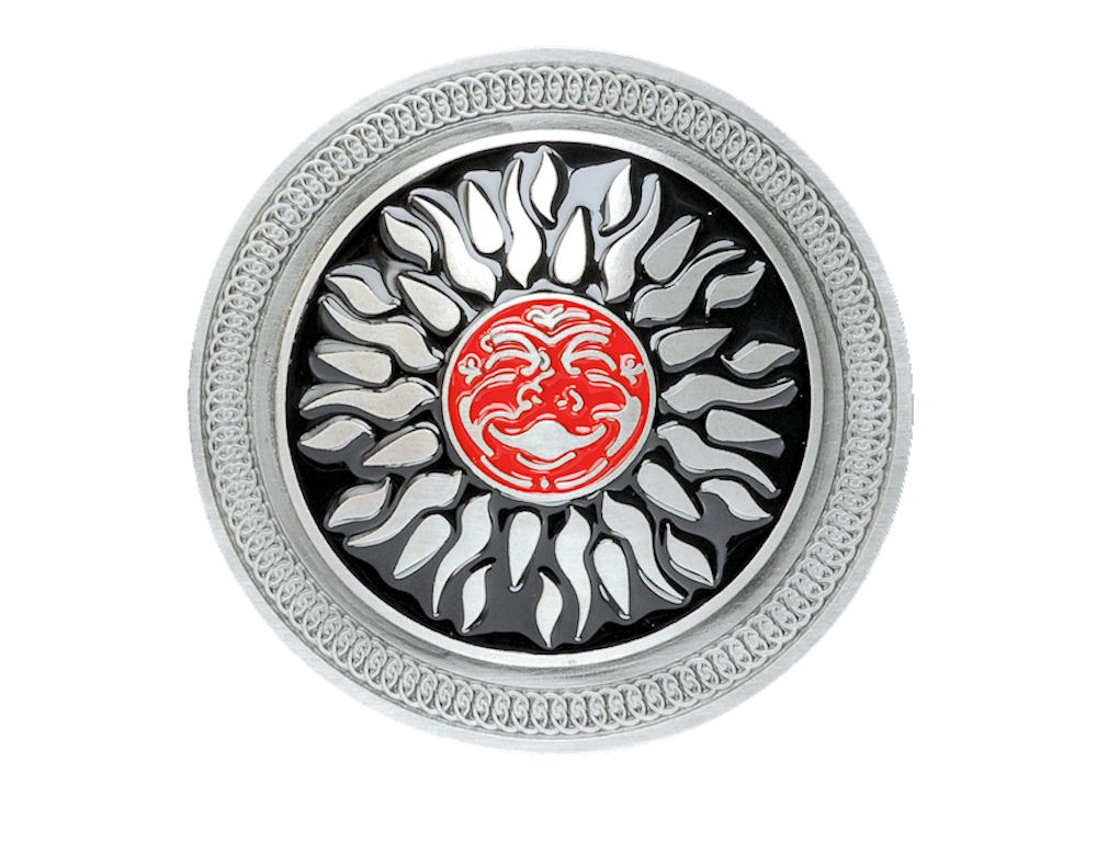 Celtic Sun Belt Buckle