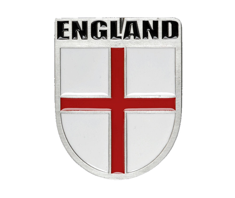 England Shield Belt Buckle