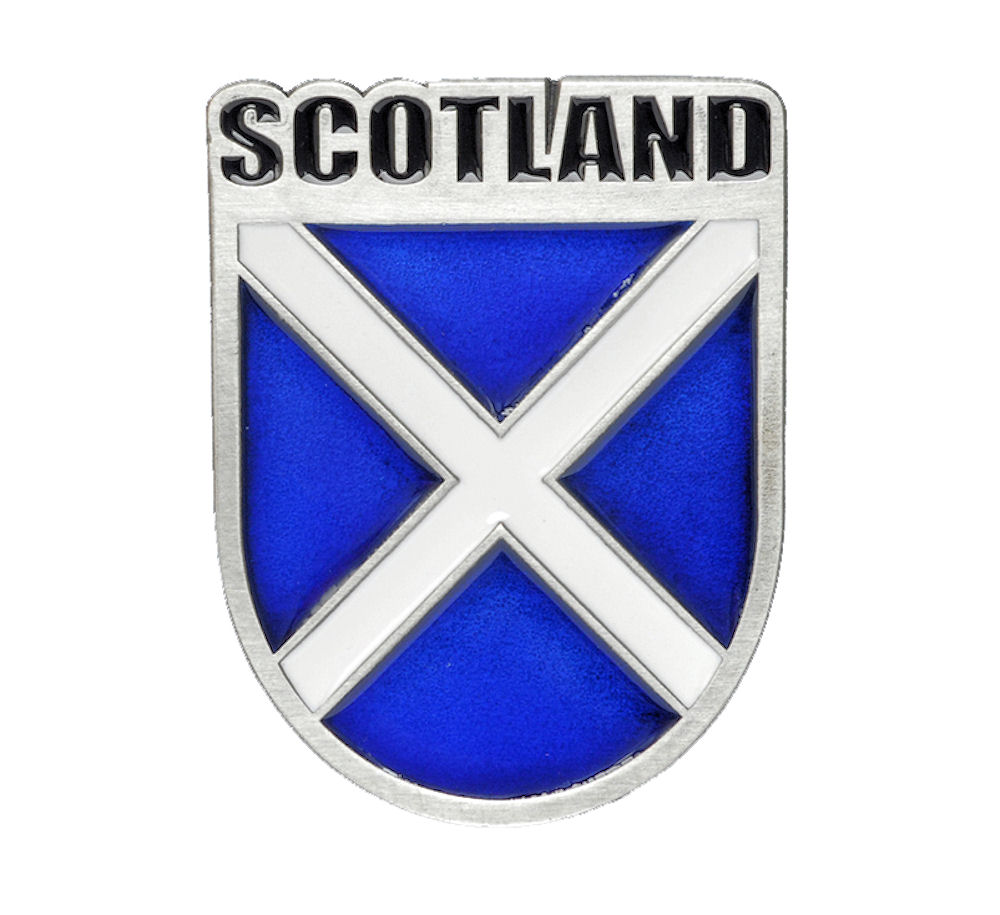 Scotland Shield Belt Buckle