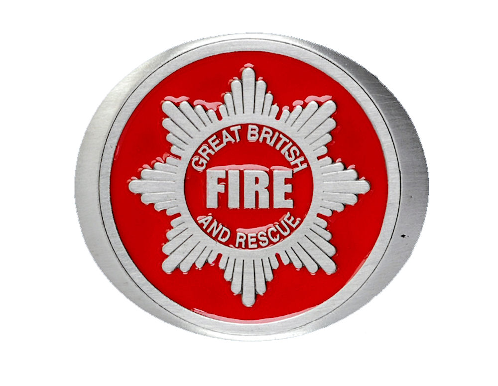 fire fighter oval