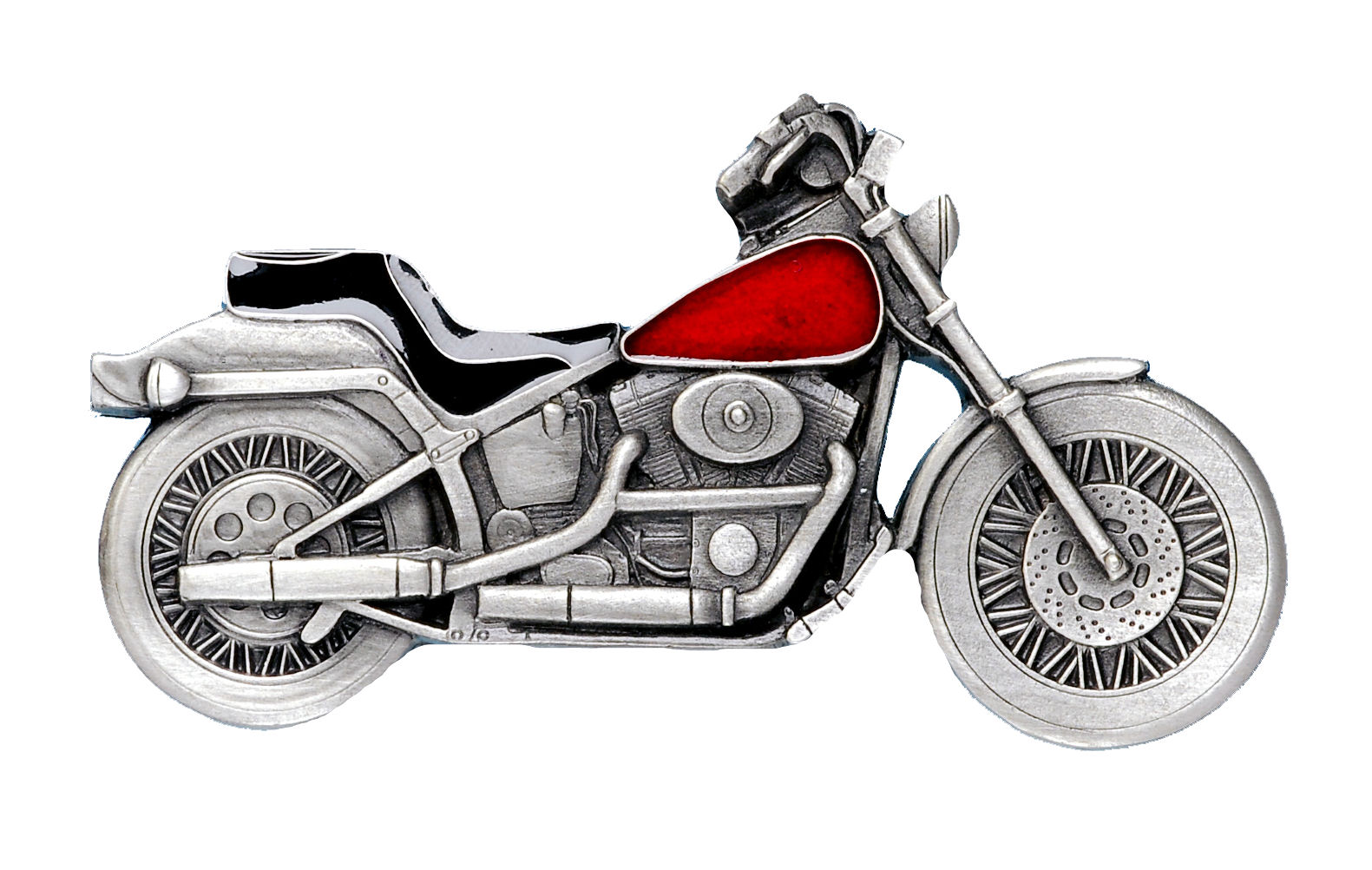 Chopper Bike Belt Buckle