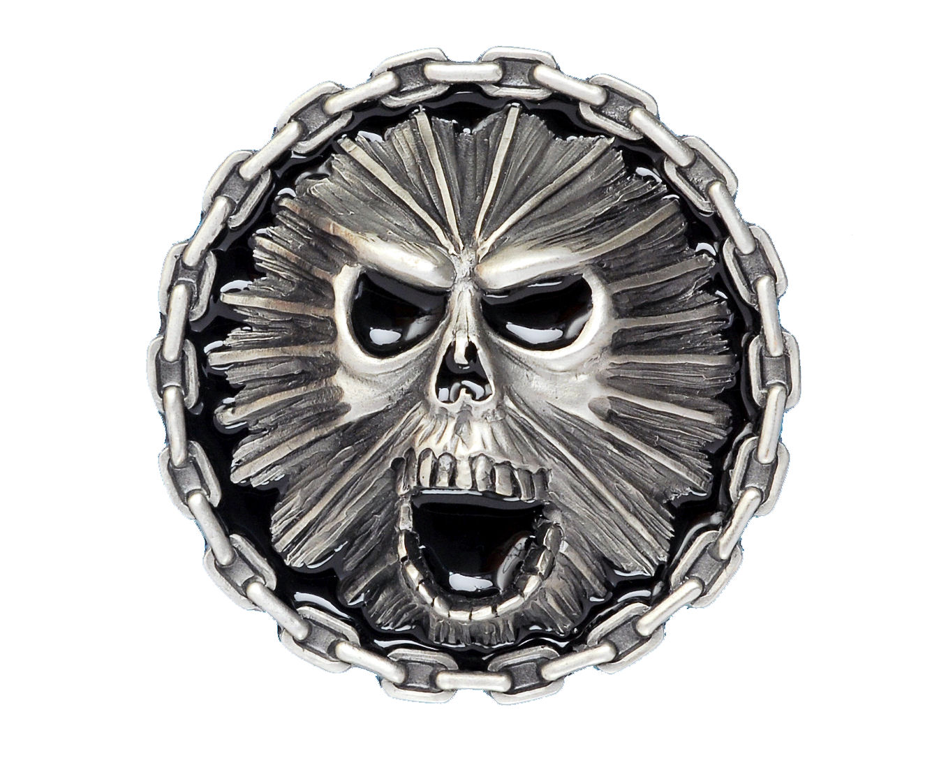Scream Belt Buckle