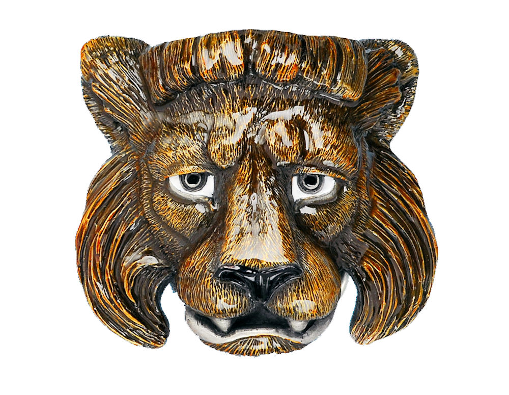 Lion King Belt Buckle