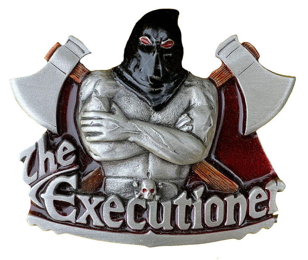 The Executioner Belt Buckle
