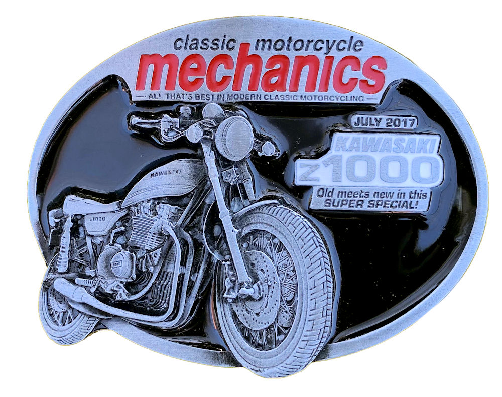 Classic Motorcycles Mechanics Kawasaki