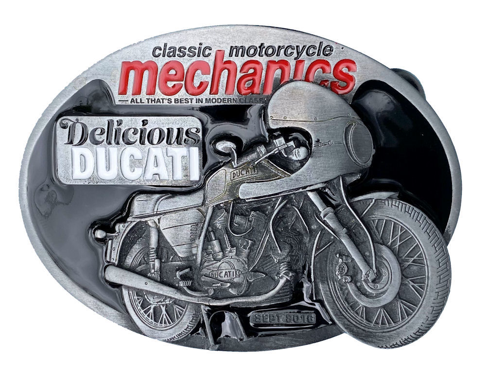 Classic Motorcycle Mechanics Ducati