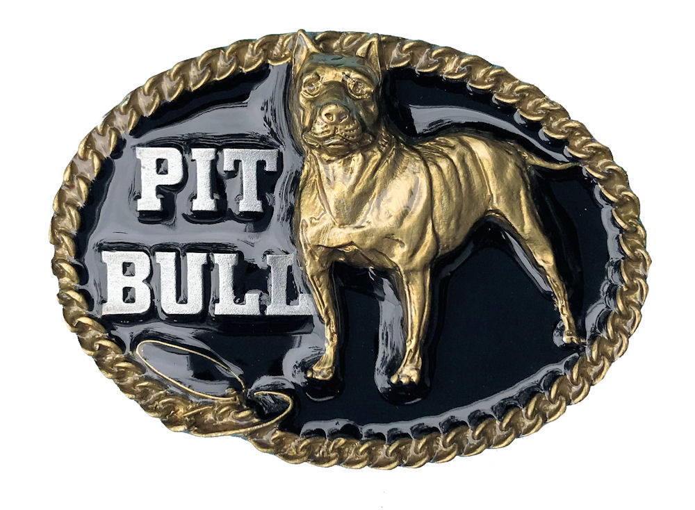 Pit Bull Black & Gold Range