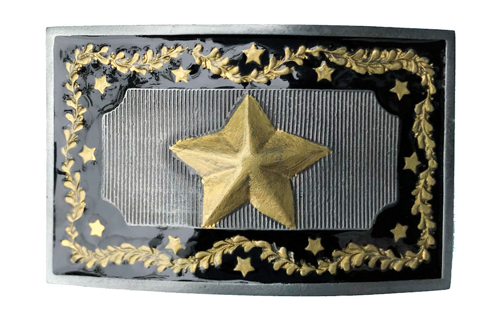 US Texas Star Black & Gold Range