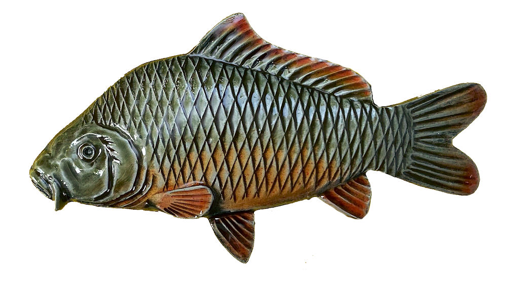 Carp Fish Belt Buckle