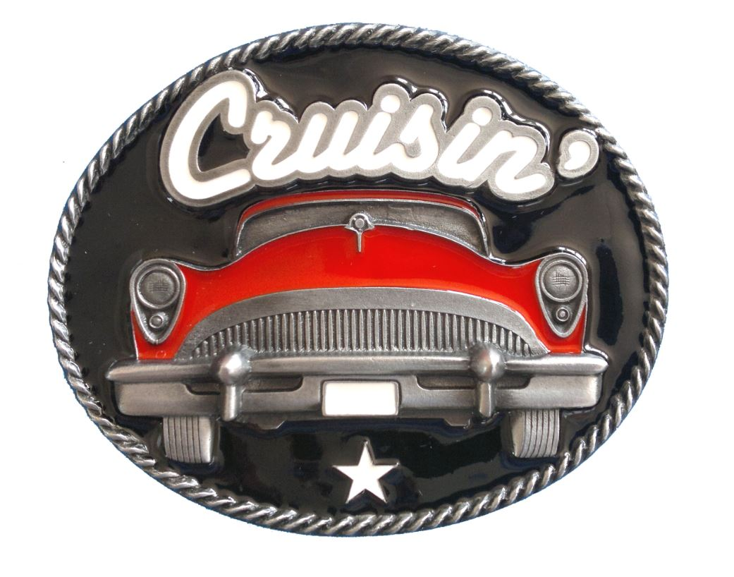 crusin (red)