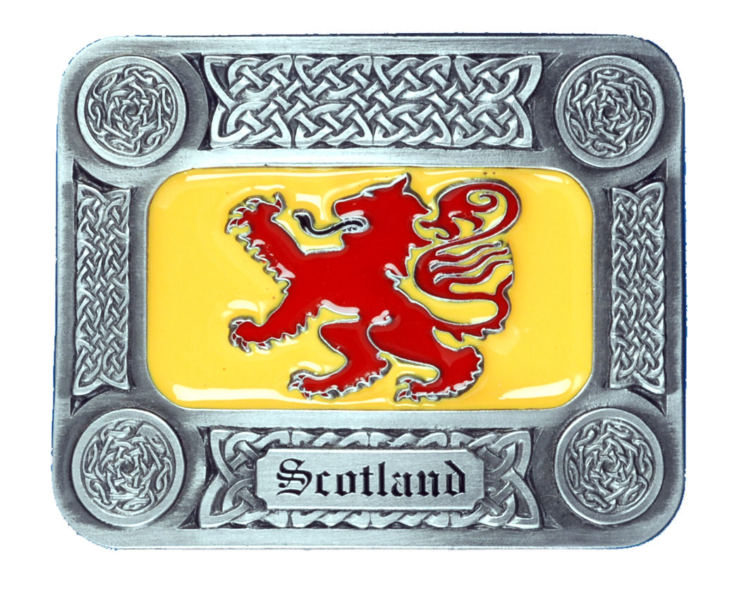 Scotland Belt Buckle