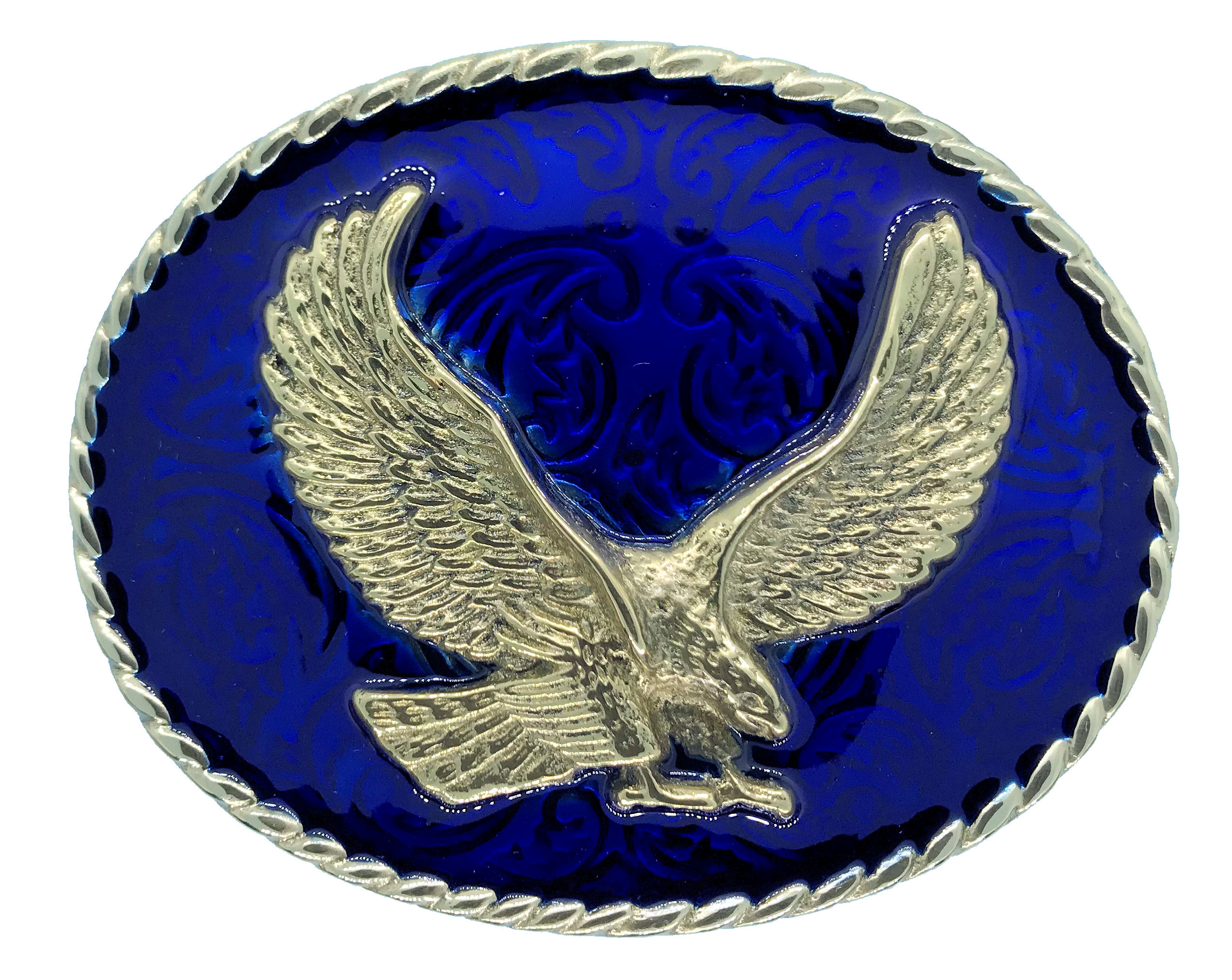 rodeo eagle Blue