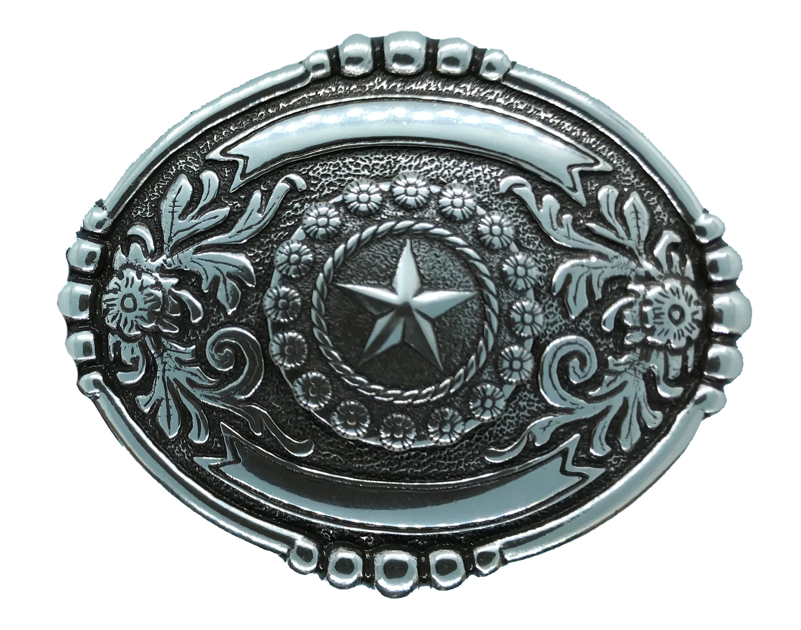 Wrangler Texas Star Belt Buckle