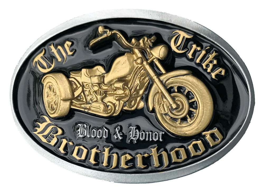 Trike Brotherhood Black & Gold